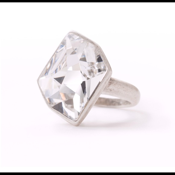 Touchstone Crystal Standout Ring Brand New!!!